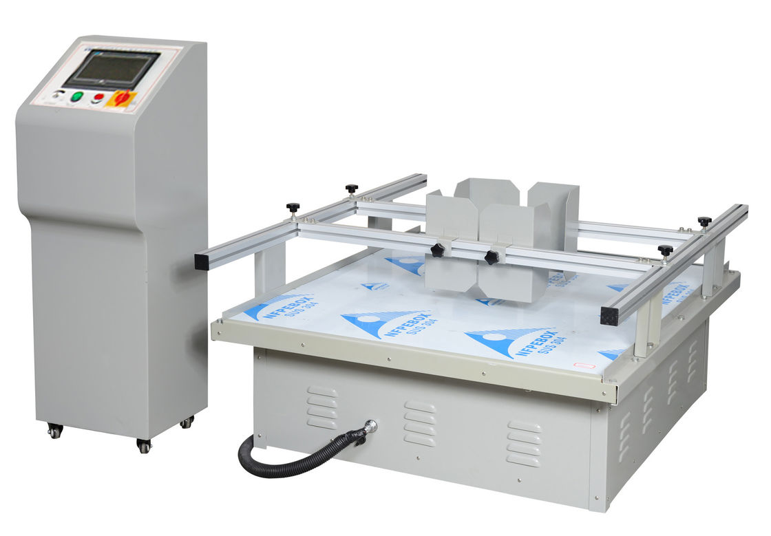 ISTA Packaging Testing Machine For Carton Simulation Transportation Vibration Test Device